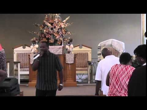 The Prayer of Agreement - Melvin Fleming