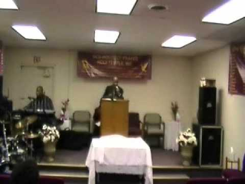 Apostle Harry L  Jackson- Under Attack But Equipped to Stand