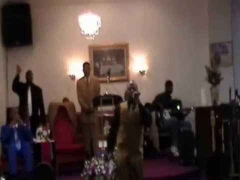 Apostle Harry L  Jackson- The Violence of The Kingdom Pt. 1