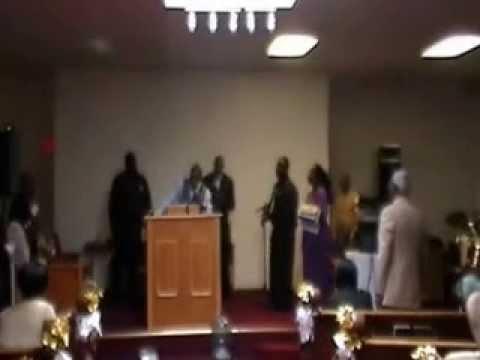 Apostle Harry L Jackson- Just Preach Jesus