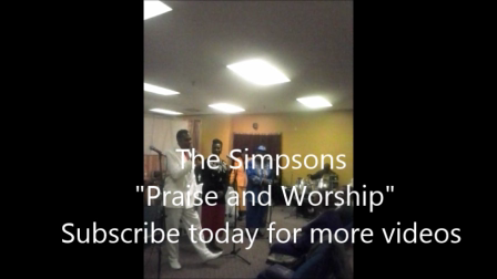 Simpsons praise and worship