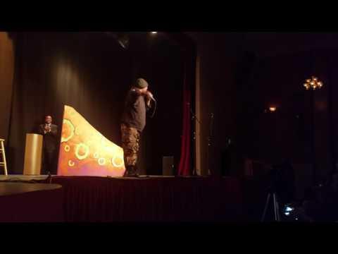 Kingdom Warrior live written by Voice Rogers