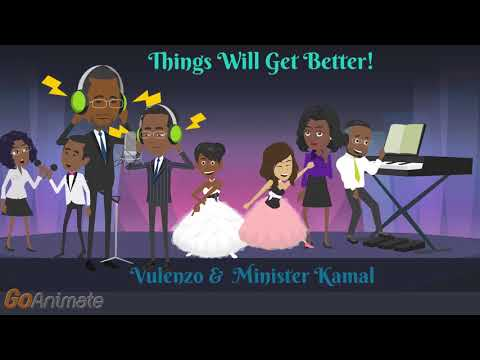 Things Will Get Better Contemporary Gospel Praise Animation