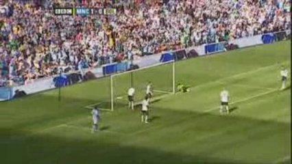 Manchester City v Bolton Wonderers
