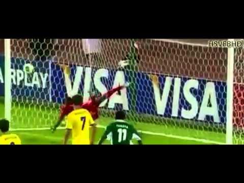 Kelechi Iheanacho | Nigeria U17 - Welcome to The Premier League | ᴴᴰ