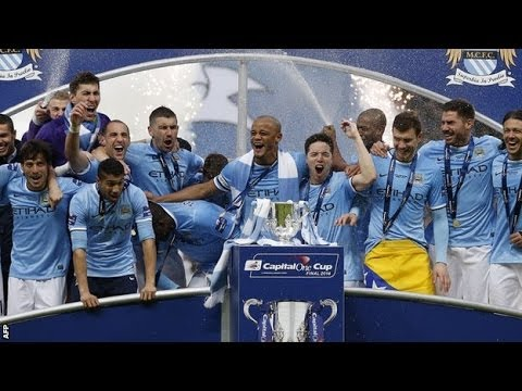 Manchester City vs Sunderland 3-1 Full Highlights Final Capital One Cup 02.03.2014
