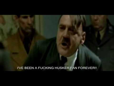 Hitler Reactions to the Huskers Losing against Virginia Tech