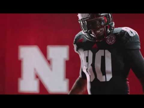 "adidas Football | 2013 Nebraska ""Unrivaled"" TECHFIT Uniform"