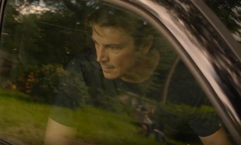 Josh Hartnett is Yates Forsythe in Spectrum 2020 Originals series Paradise Lost.
