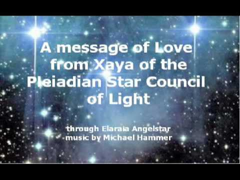 Unconditional Love - a Message from the Pleiadian Council of Light