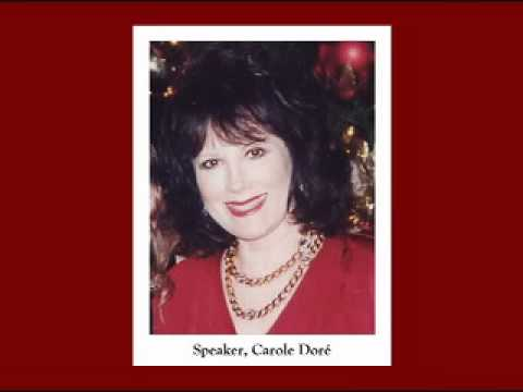 Visualization - The Power Of Your Heart: Introduction, by Law of Attraction expert, Carole Dore