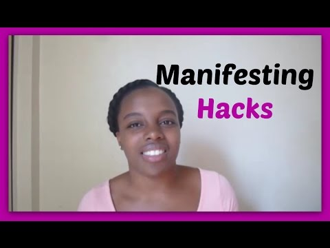 6 Simple Manifesting Life Hacks And Tips