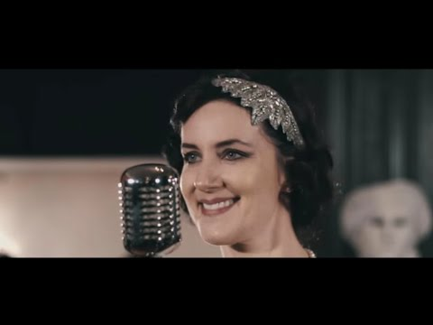 The Hannah Northedge Swing Band - Putting On The Ritz (Great Gatsby / 1920s)
