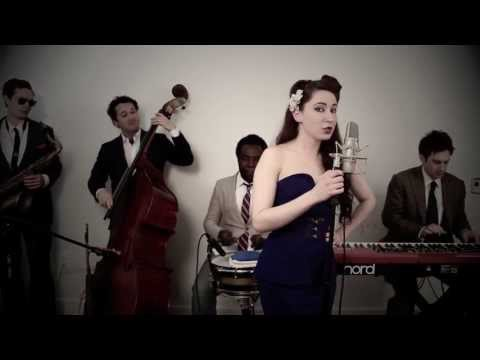 Beauty And A Beat (1940's Swing Justin Bieber / Nicki Minaj Cover) feat. Robyn Adele Anderson