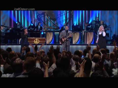 Lakewood Church: Worship Song and Prayer