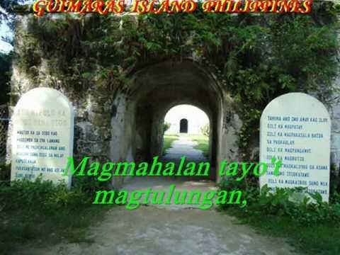 Sapagkat Ang Diyos Ay Pag-ibig Awit Ng Papuri Singers May Lyrics Para Sa Isla Ng Guimaras.wmv