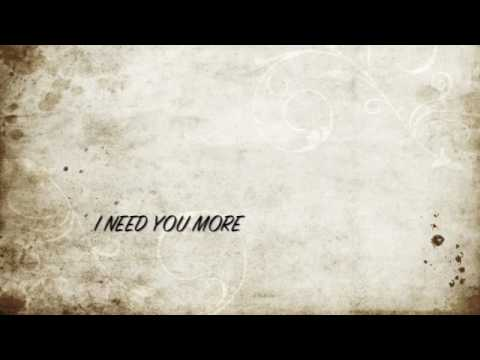 i need you more-kim walker