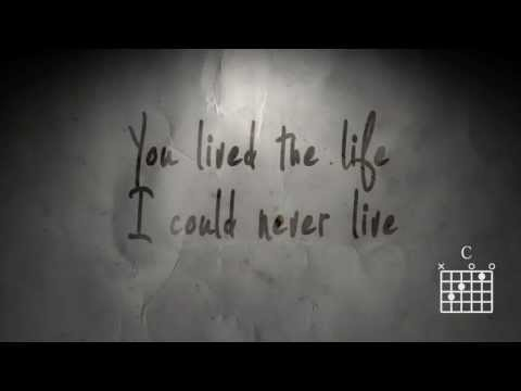 That's How You Forgive (Lyric Video)