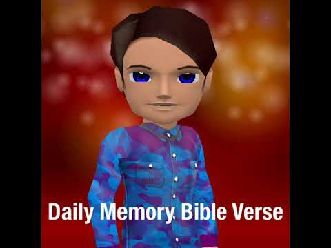 Daily Memory Bible Verse John 3:18
