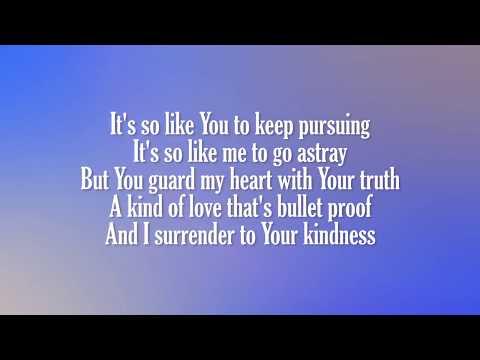 Tauren Wells - Known  (With Lyrics Video)