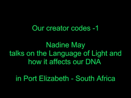 Program Planet Earth' Gene DNA code - 2/4 We are not our genes