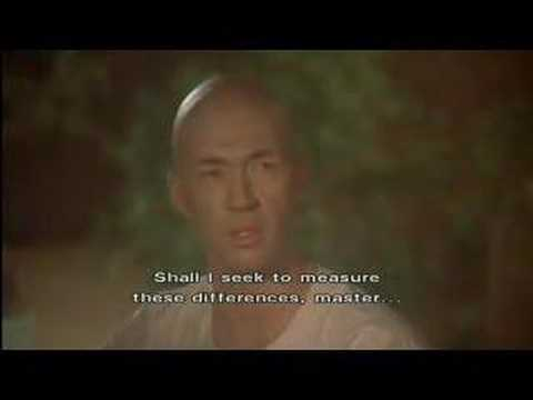 "The Tao of Kung Fu #11 - ""Accept the ways of others."""