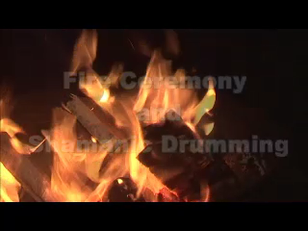 Fire Ceremony & Shamanic Drums