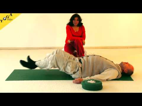 Yoga Knee Exercises with Dr. Nalini Sahay