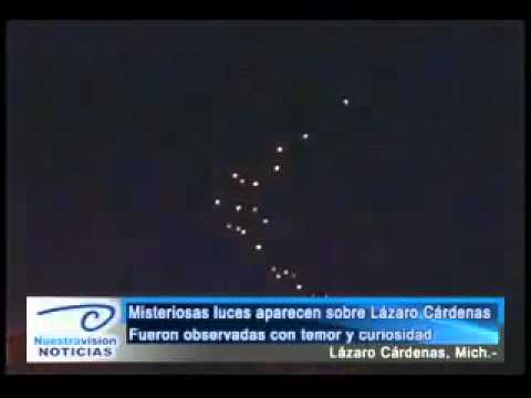 NEW UFO SIGHTINGS IN MEXICO DECEMBER 2013