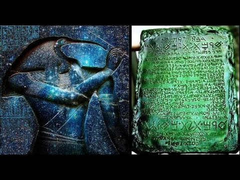 "Revelation's ""Bottomless Pit"" Location - The Emerald Tablets of Thoth"