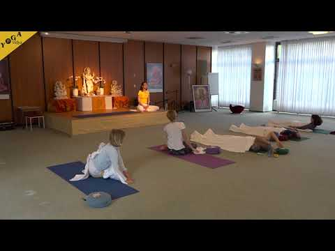 Mindful Movements - Yoga Class with Kaivalya