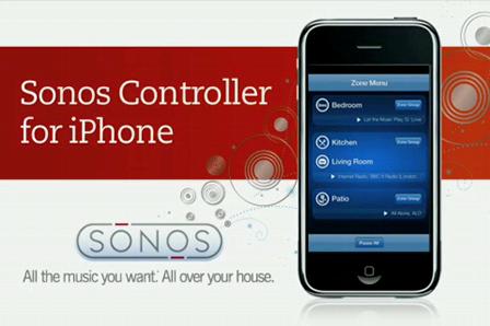 Sonos iPhone Demo