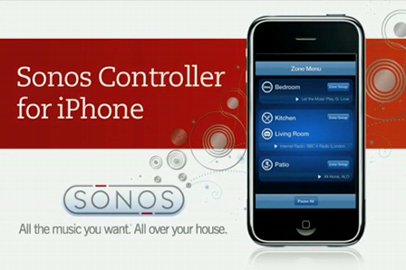 Sonos iPhone Demo