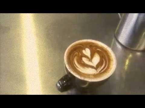 Glee Coffee Latte-art mash-up