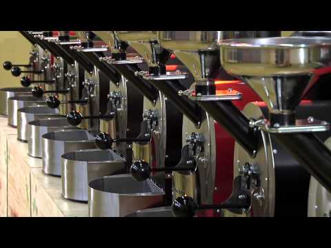 Coffee Roaster Machines Italy
