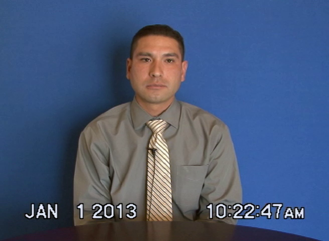Mock Video Deposition Recorded by Jacob J Florez