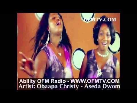 Aseda Dwom (Nnwom) - Obaapa Christy (Official Video in HD 1080p)