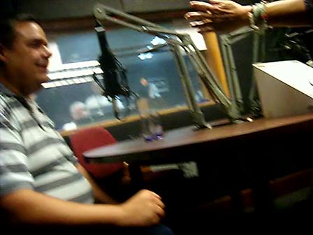 """ENTREVISTA PROGRAMA RADIAL """"LA BICHA Y LA CUAIMA"""" POR RCR"""