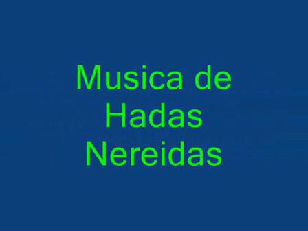MUSICA DE LAS HADAS
