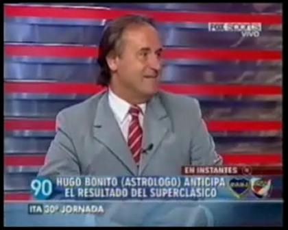Clásico Boca/River por Fox Sport