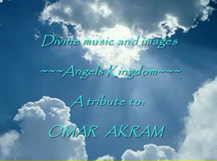 OMAR AKRAM  - Relaxing Music - Angels Music