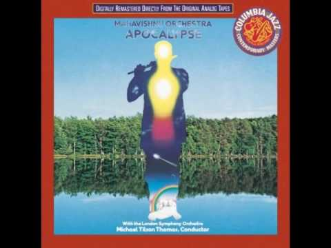 Mahavishnu Orchestra - Vision Is A Naked Sword, Part II (HQ)