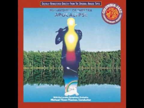 Mahavishnu Orchestra - Vision Is A Naked Sword, Part II (HQ)
