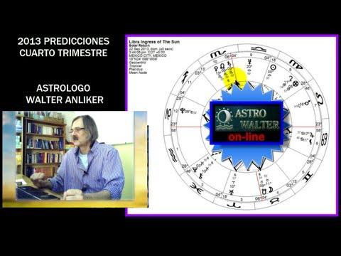 2013 PREDICCIONES CUARTO TRIMESTRE EQUINOCCIO OTOÑO
