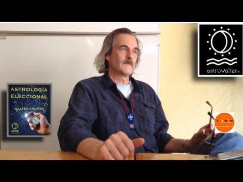 Astrologia en las elecciones históricas Walter anliker