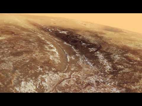Mars' Mawrth Vallis - Fly Over Where Water Once Flowed | Video