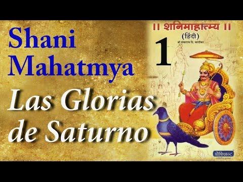 SHANI MAHATMYA-Las Glorias de SATURNO- Parte 1