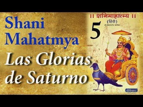 SHANI MAHATMYA-Las Glorias de SATURNO- Parte 5