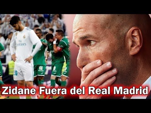 Zidane Fuera del Real Madrid | Como afecta Saturno Zidane | 2018