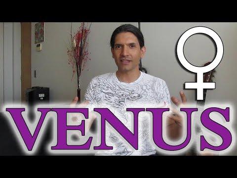 """Venus en astrología """"Cómo queremos ser aceptados""""."""